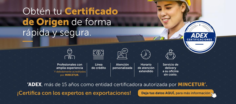 ADEX_Certificaciones